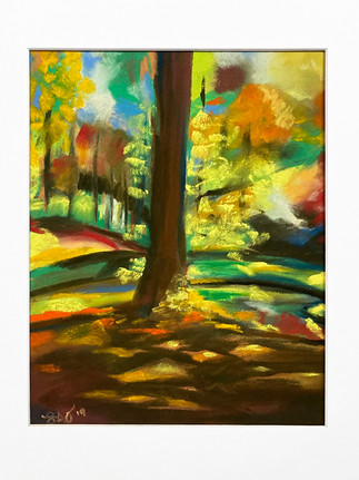 Dappled Light by Leslie Ober