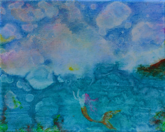 Dreamscape 8 Mermaid #1 by Alys Caviness-Gober