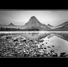 Misty Mountain Morn by Lisa Jamison