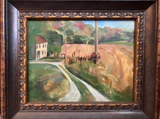 Harvest Time by Leslie Ober