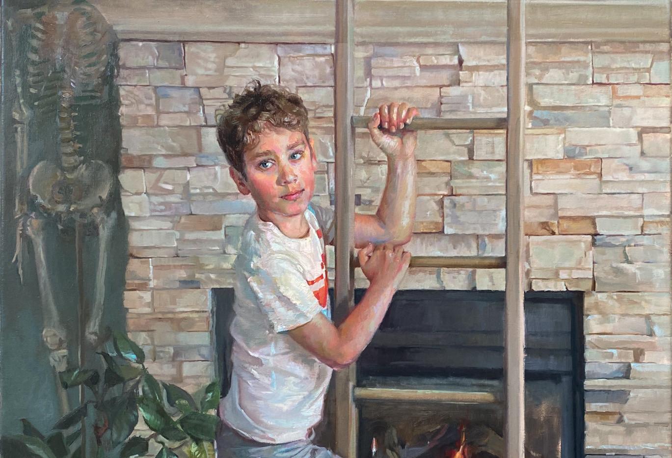 Stephanie Spay, A Fire To Be Kindled