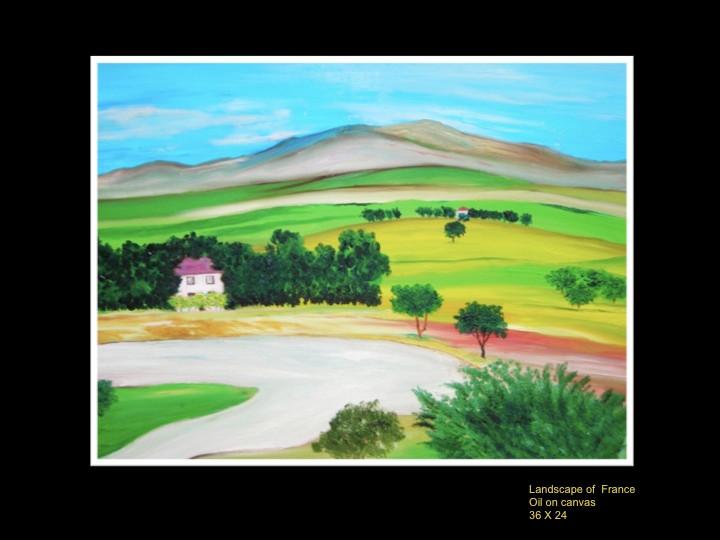 Landscape - France