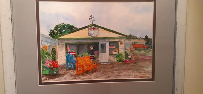 Gatewoods Garden Market by Nancy Waltz