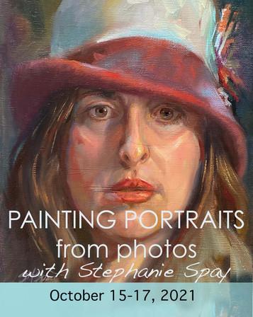 Painting Portraits Class