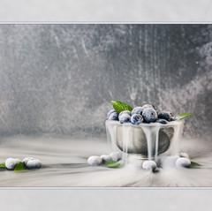 Berries 'N Cream by Lisa Jamison