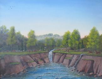 The Falls by Walt Thacker.JPG