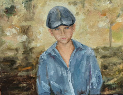 I Don't Want to be Gavroche by Simona Buna