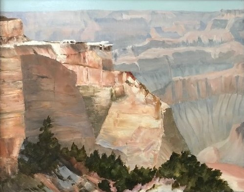 Joanne Roeder, Grand Canyon