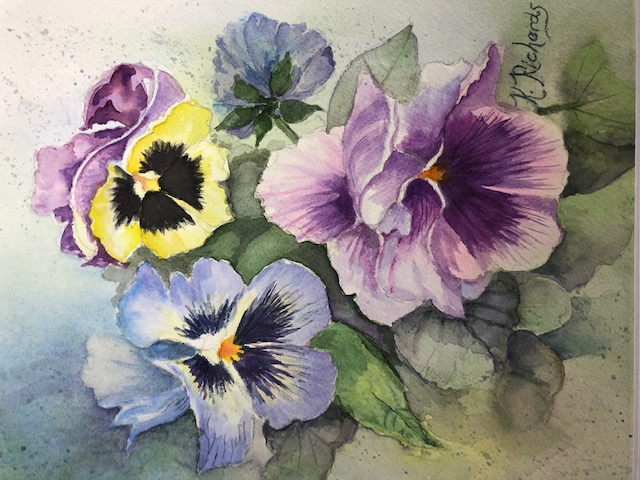 Kay Richards, Pretty Pansies V