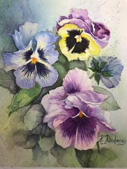 Kay Richards, Pretty Pansies V