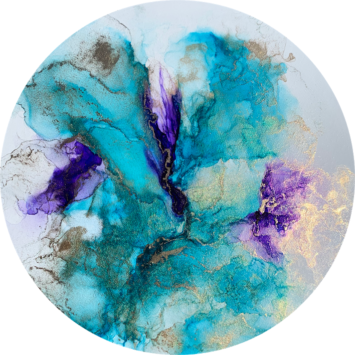 Flight of Turquoise