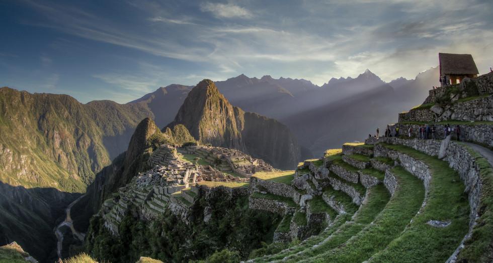 Jason Kistler, Machu Picchu