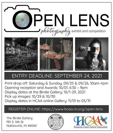 Open Lens 2021