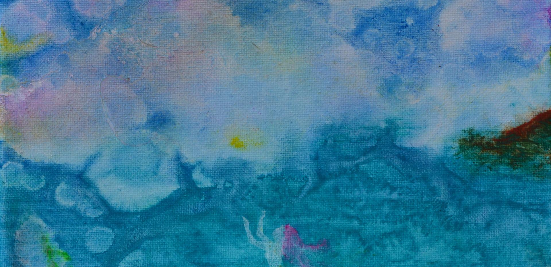 Alys Caviness-Gober, Dreamscape 8 Mermaid