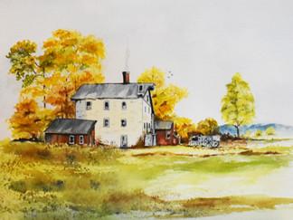 Quiet on the Farm by Teri Johnson