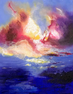 A Sky of Passion by Kelly Schaub
