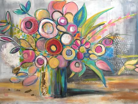 Enchanted Spring Exhibit