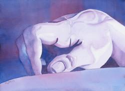MaryJane Keys, David's Hand