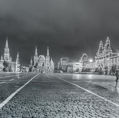 Red Square by Jason Kistler