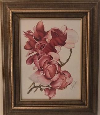 Burgundy Magnolia by Joanne Roeder.jpg