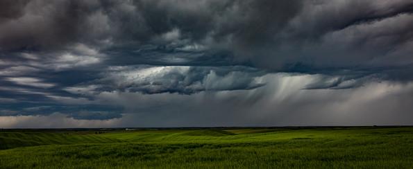 Palouse Storm by Michael Jack