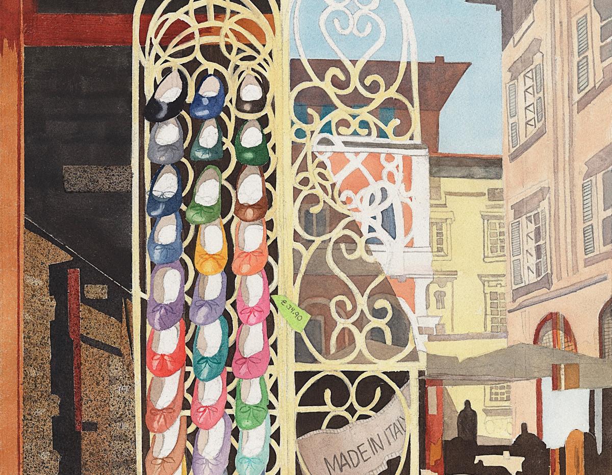 Mary Jane Keys, Made In Italy