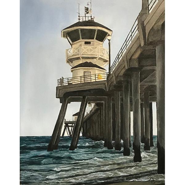 Brenda Smith, Huntington Pier 1