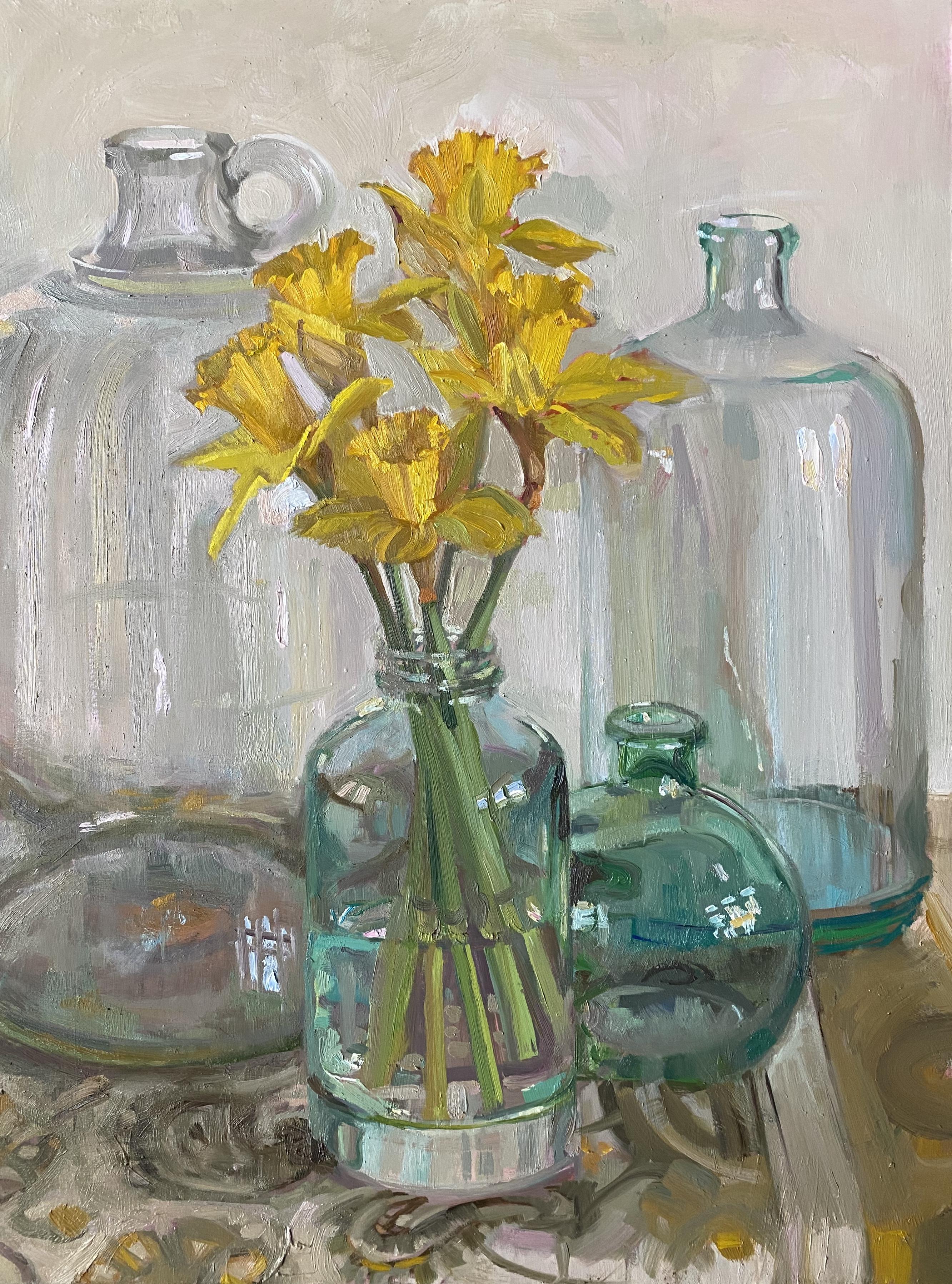 Wake Up, Daffodils
