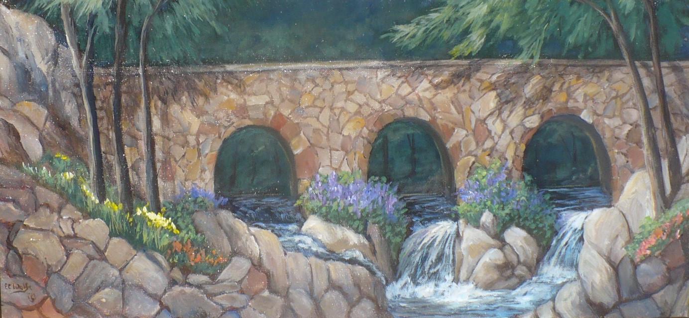 Stone Bridge -Elaine Wolfe