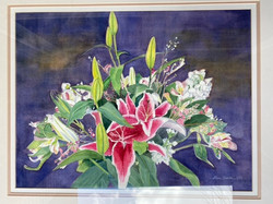 Thea Clarke, Lily Bouquet