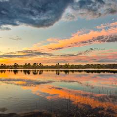 Lake M1 Sunset by Michael Jack