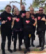 Scuba Diving Class at Lake Denton