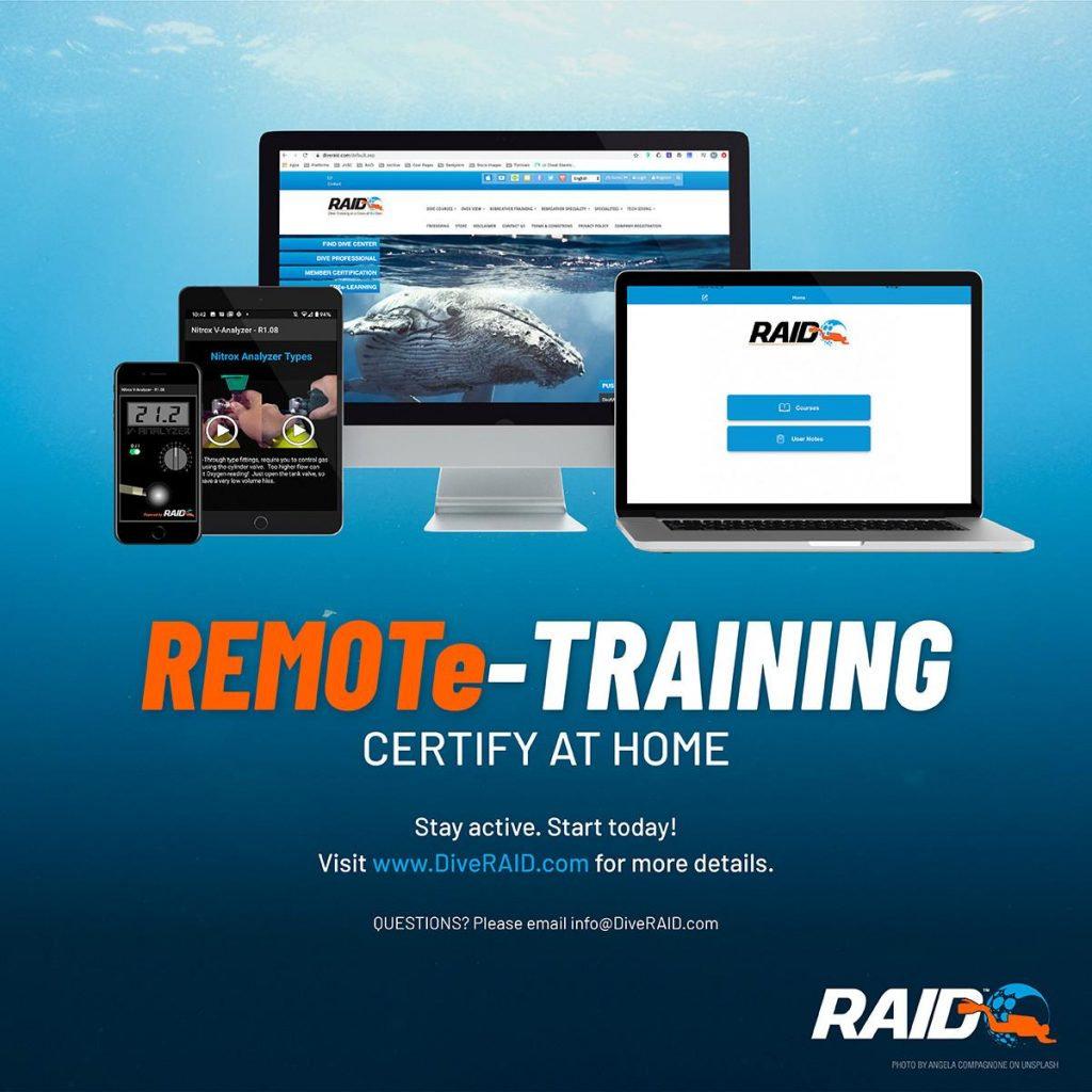 REMOTe-TRAINING - NITROX