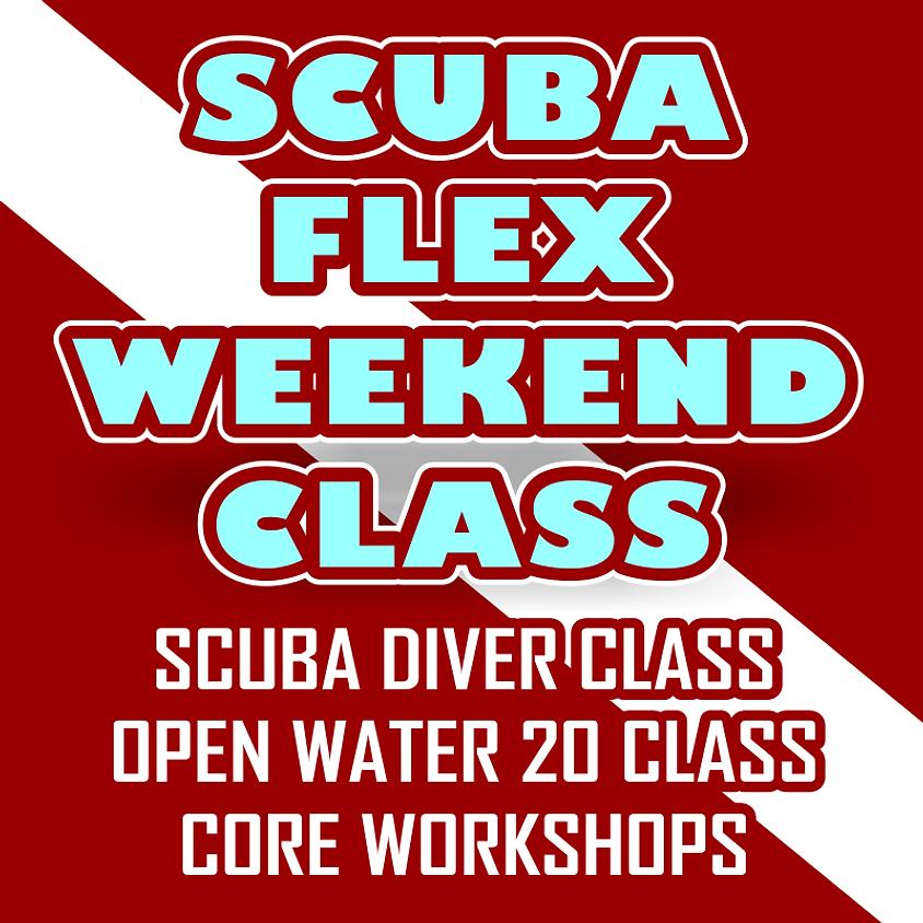SCUBA FLEX WEEKEND CLASS (6)