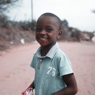 Jeune mozambicain