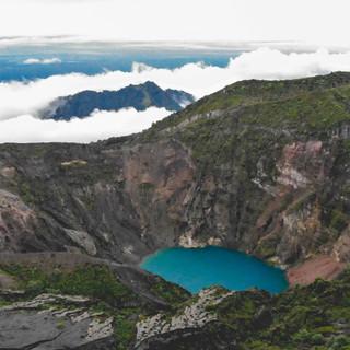 Volcan Irazù - Costa Rica
