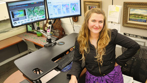 Data Driven - Tolman leverages GIS system to enhance understanding of Edwards Aquifer ecosystem
