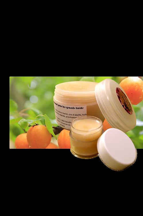 Baume nourrissant vanille & abricot