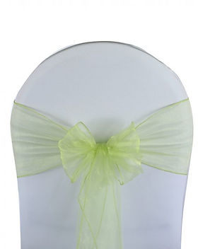 Noeud Organza Vert Dreams Location.jpg