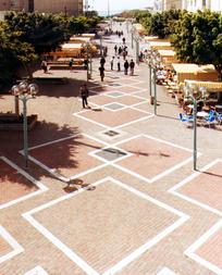מדרחוב הרצל, נתניה
