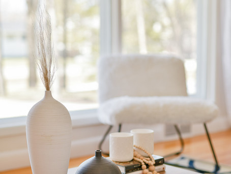 5 QUICK TIPS ON HOW TO STYLE YOUR COFFEE TABLE