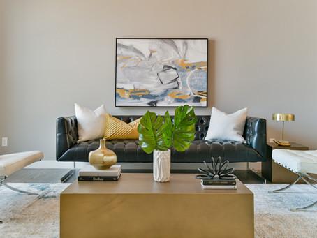 Staging a Custom-Built, Million Dollar Home