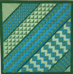 D4 Green Turquoise
