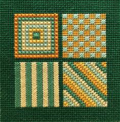 Checkers Green