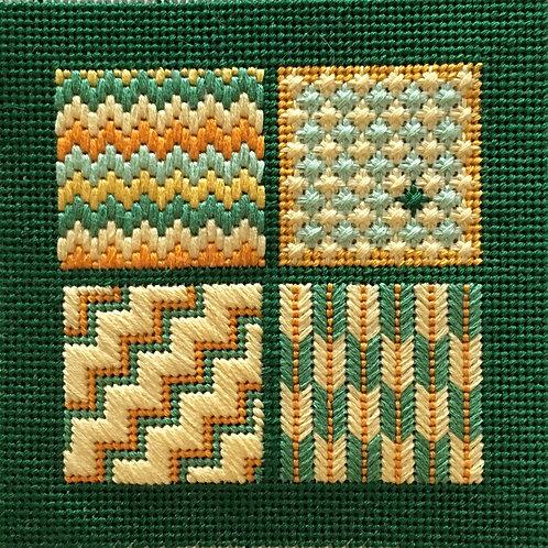 Green Sampler 3
