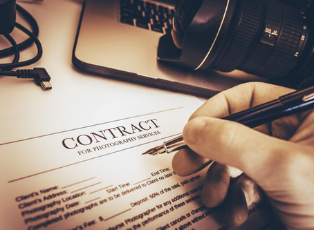Let's Talk… Contracts and Why They Are Essential