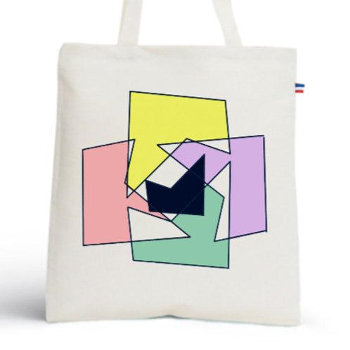 Tote-Bag Pastel