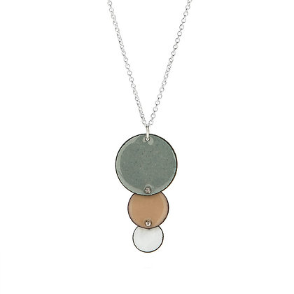 Cascading Necklace