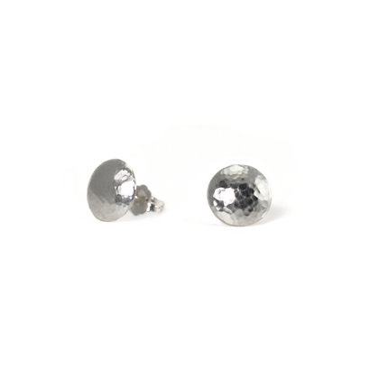 Hammered Dome Studs