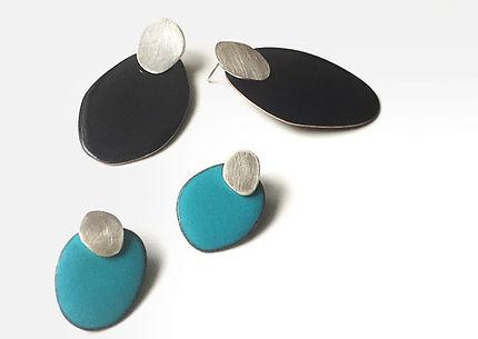 L and S pebble earrings.JPG